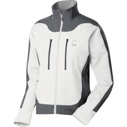 photo: Sierra Designs Women's Vapor Jacket soft shell jacket