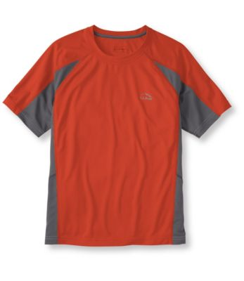 L.L.Bean Ridge Runner Short-Sleeve Crewneck