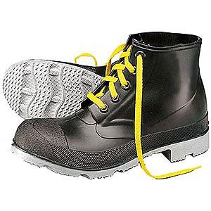 Gempler PVC Plain Toe Boots