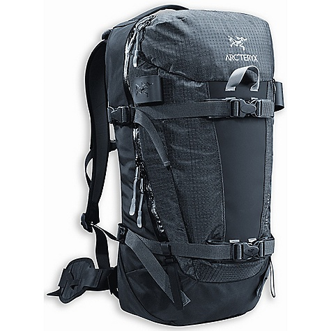 photo: Arc'teryx Silo 30 winter pack