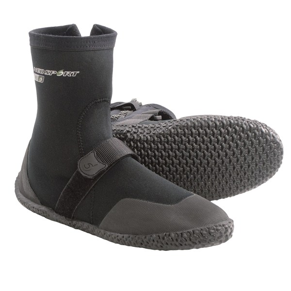 photo: Neosport 3mm Paddle Hi-Top Boot water shoe