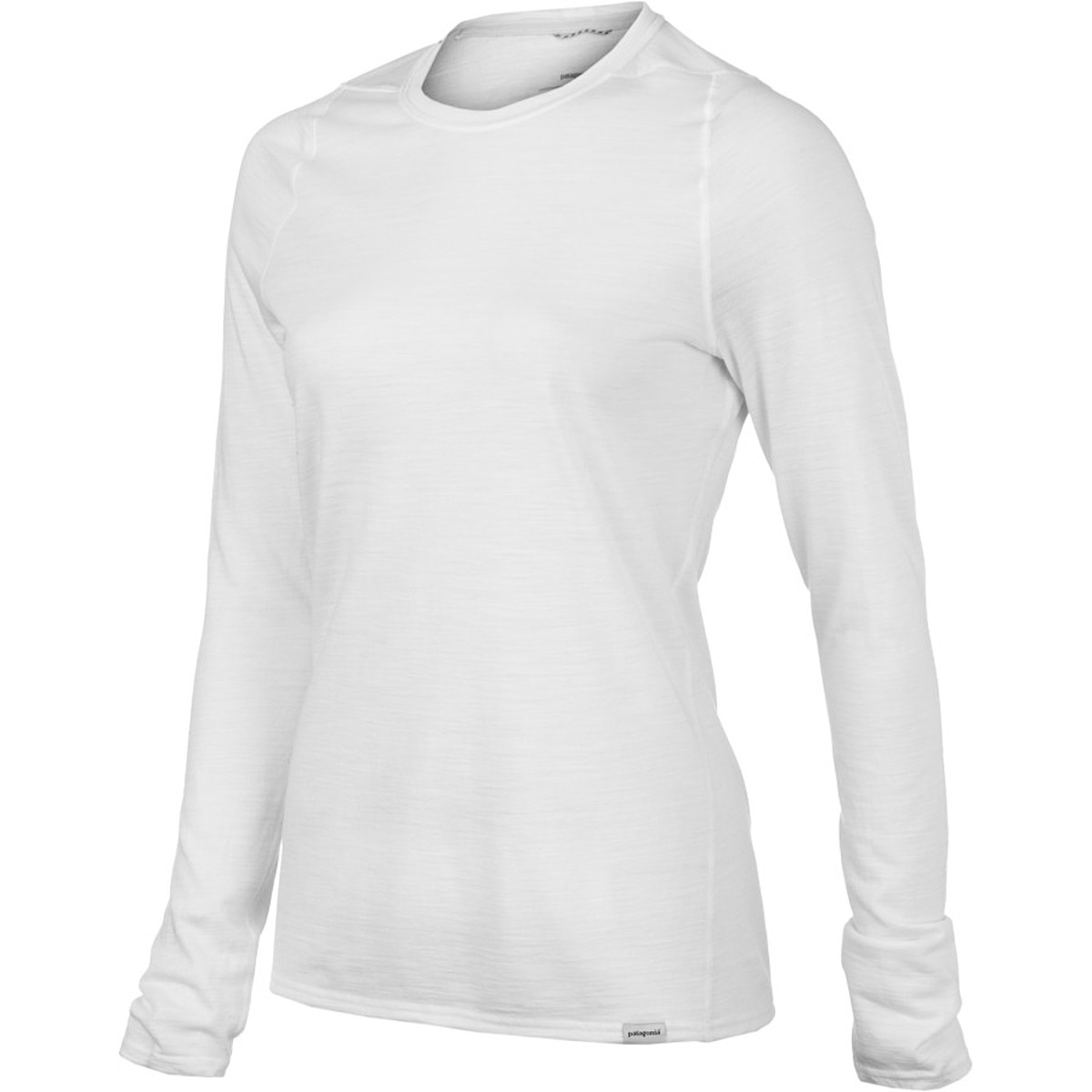 photo: Patagonia Women's Merino 2 Lightweight Crew base layer top