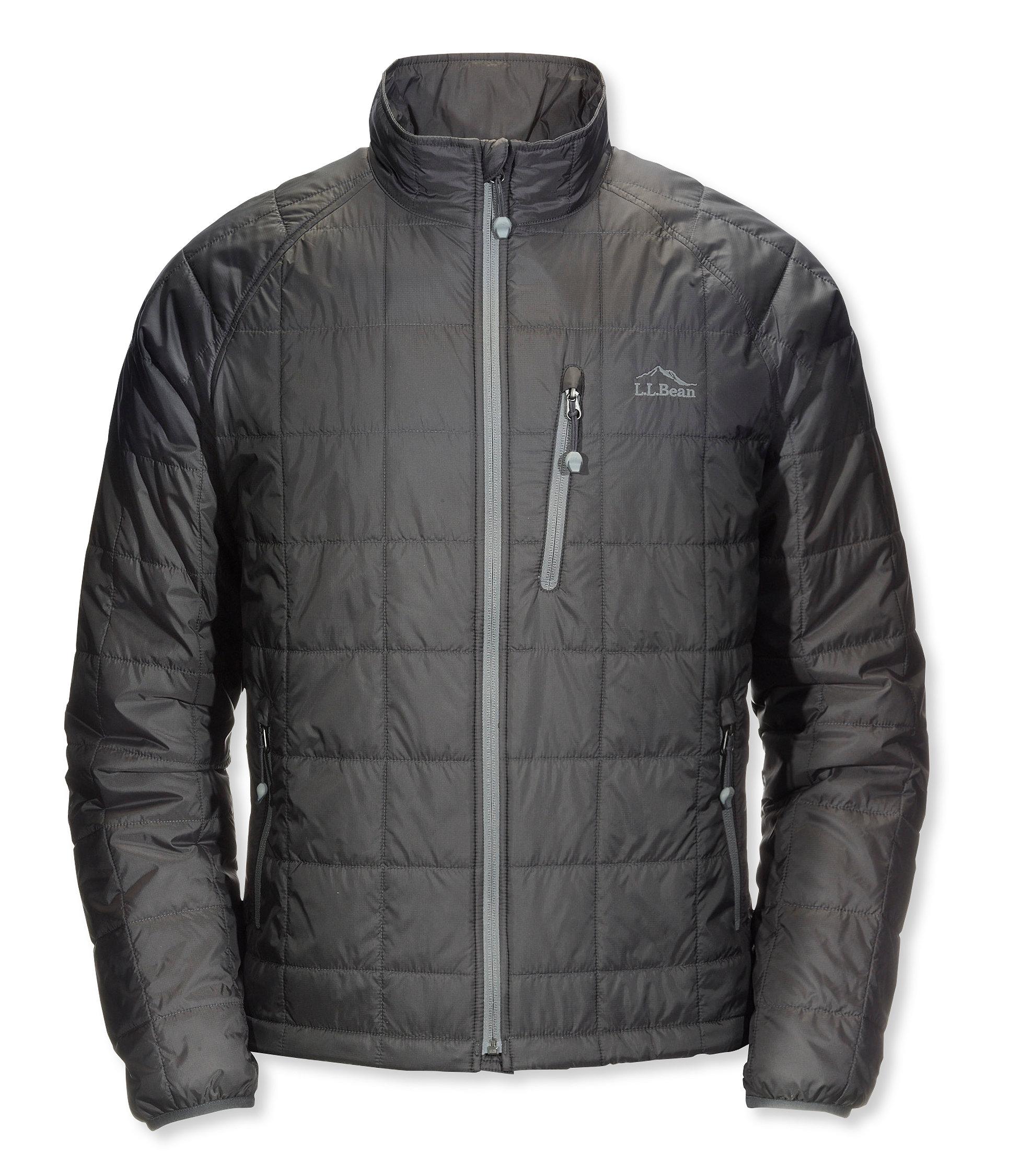 L.L.Bean Ascent Packaway Jacket
