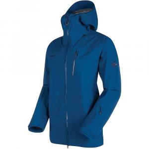 photo: Mammut Alvier HS Hooded Jacket snowsport jacket