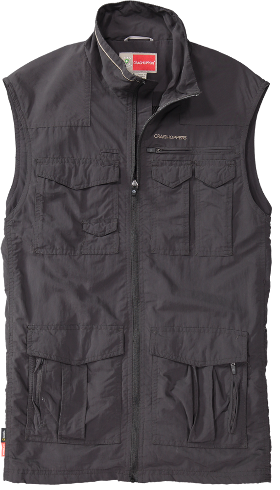 photo: Craghoppers Nosilife Sherman Gilet vest