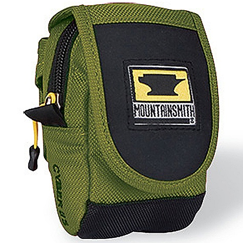 photo: Mountainsmith Cyber II Recycled Camera Case pack pocket