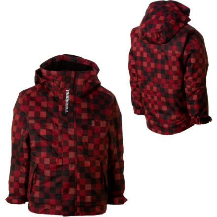 photo: Rossignol Boys' Angry Jacket snowsport jacket