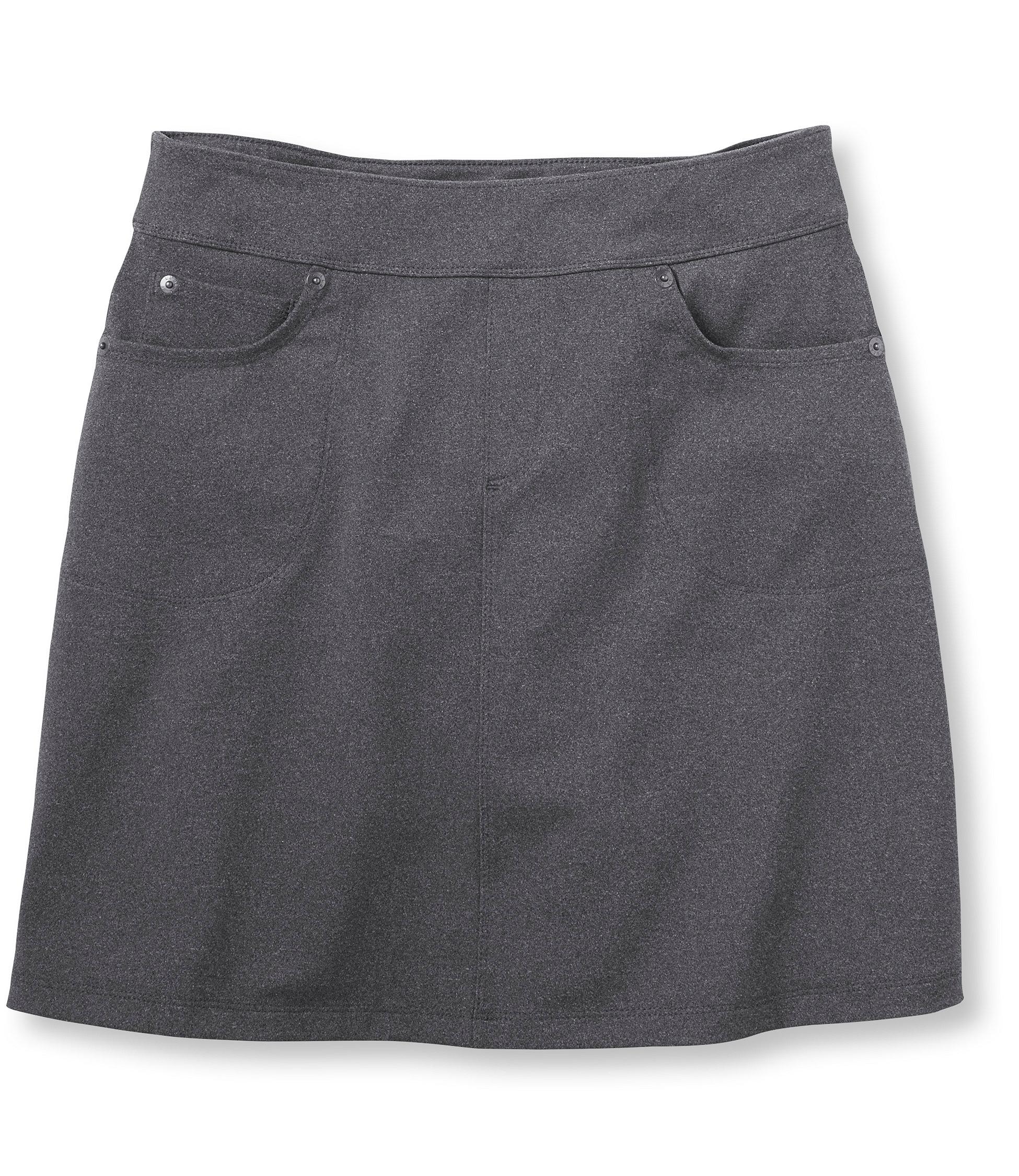 photo: L.L.Bean 5-Pocket Performance Skort hiking skirt