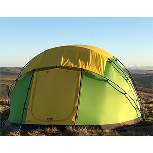 photo: Mollusc Nano 2 three-season tent