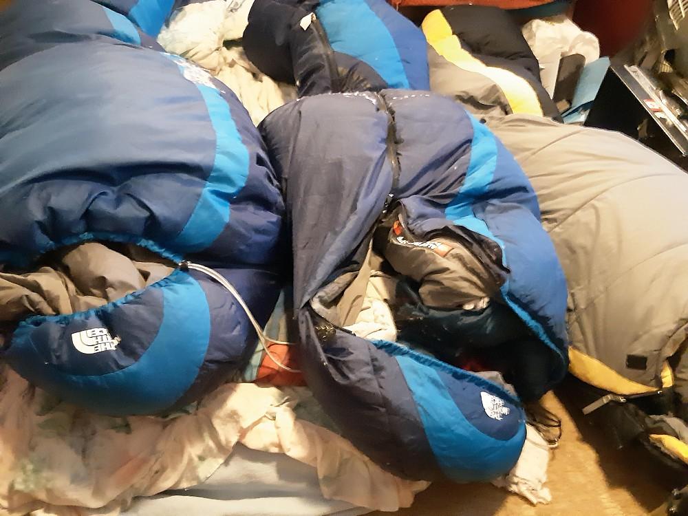 photo: DIY: -40 Degree Down Sleeping Bag cold weather down sleeping bag