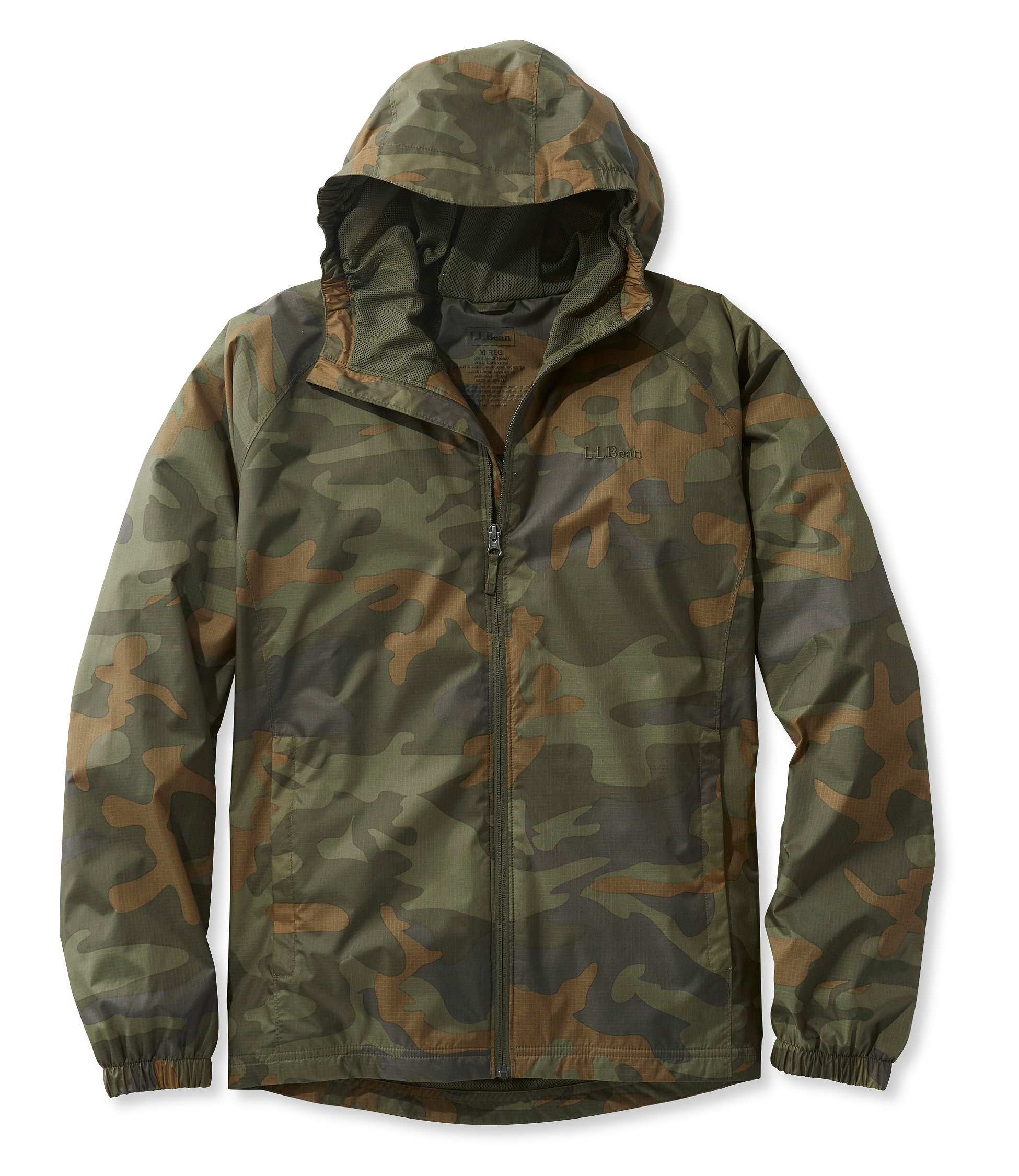 photo: L.L.Bean Discovery Rain Jacket waterproof jacket