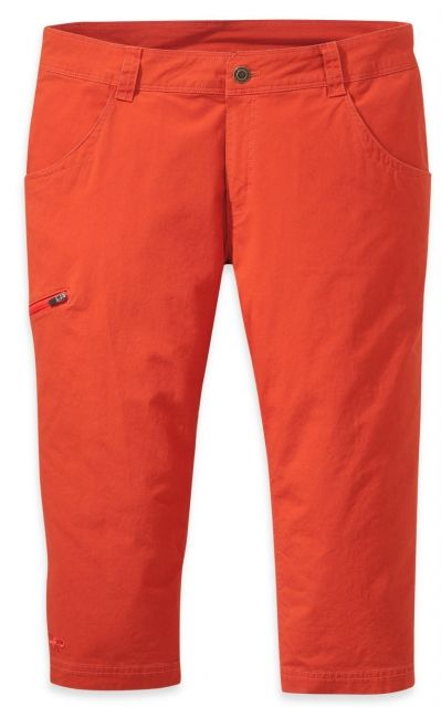 photo: Outdoor Research Zodiac Capri climbing pant