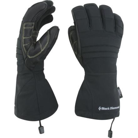 photo: Black Diamond Specialist Glove soft shell glove/mitten