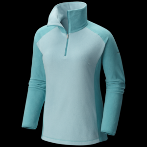 photo: Columbia Glacial Fleece III 1/2 Zip fleece top