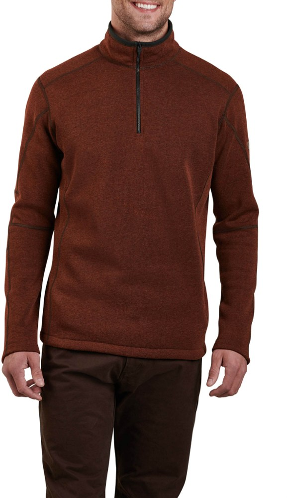 photo: Kühl Revel 1/4 Zip fleece top