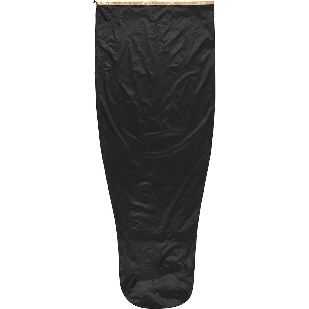 photo: Western Mountaineering HotSac VBL sleeping bag liner