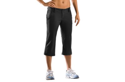 photo: Under Armour Cherrington Capri performance pant/tight