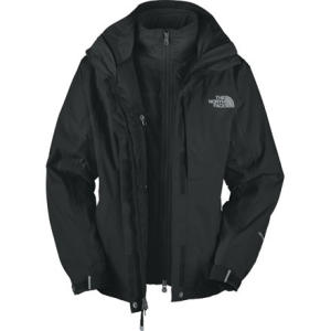 photo: The North Face Women's Amplitude TriClimate Jacket component (3-in-1) jacket