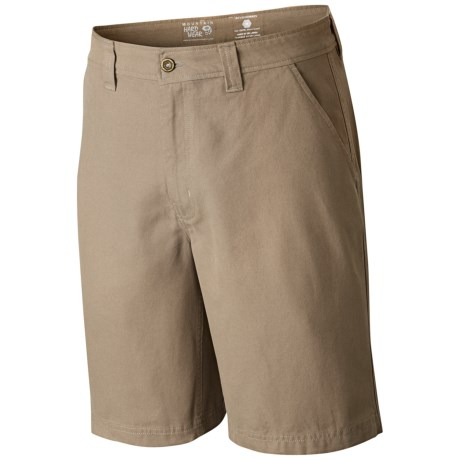 photo: Mountain Hardwear Cordoba Short hiking short