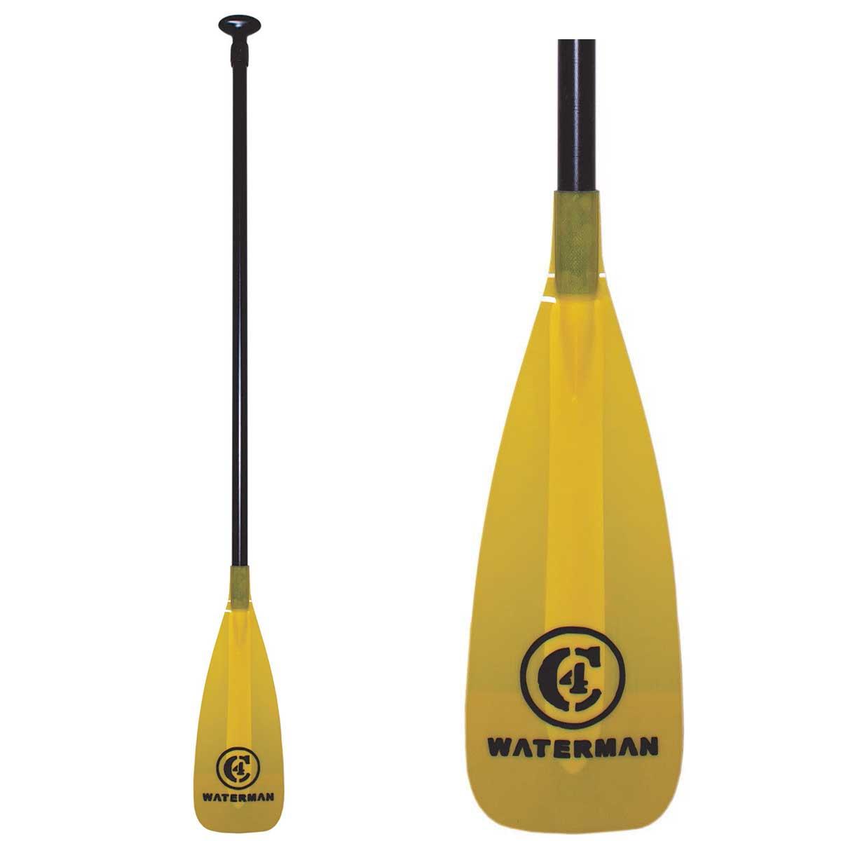 C4 Waterman Hoe 3 Pc. Adjustable