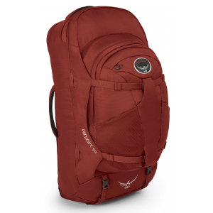 photo: Osprey Farpoint 55 weekend pack (3,000 - 4,499 cu in)