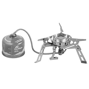 photo: Fire Maple FMS-123 liquid fuel stove