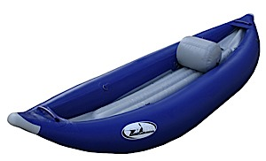 photo: Zoik Inflatables RF Solo IK inflatable kayak