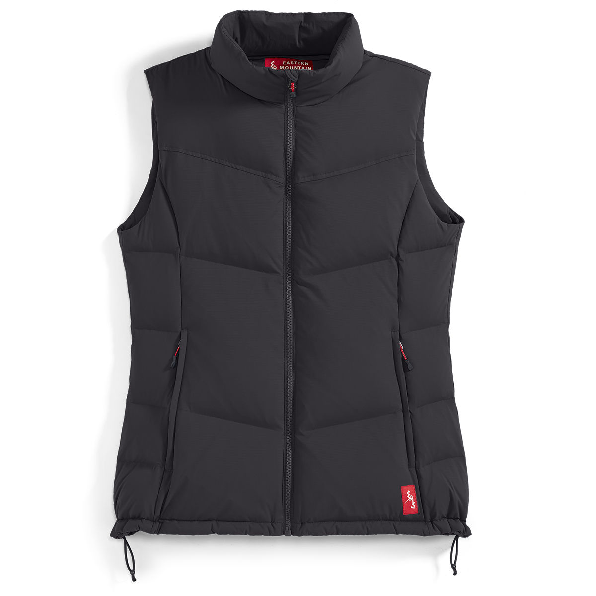 photo: EMS Women's Glacier Vest down insulated vest
