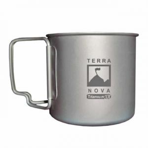 photo: Terra Nova Titanium Cooking Mug cup/mug