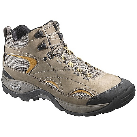 photo: Chaco Hinterland Mid Mesh hiking boot