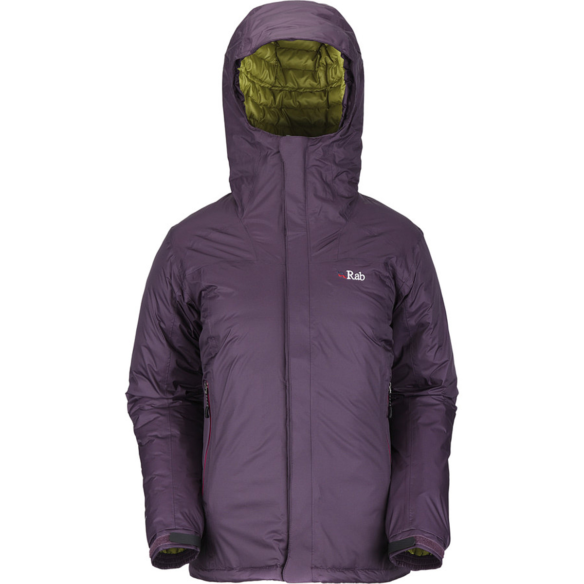 photo: Rab Women's Snowpack Jacket down insulated jacket