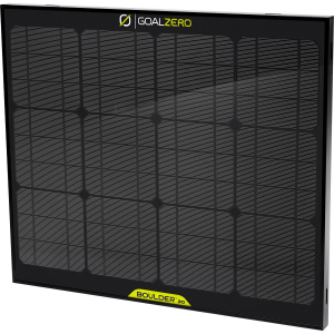 Goal Zero Boulder 30 Solar Kit