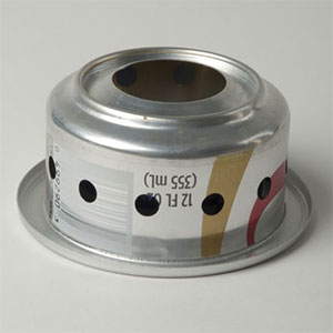 photo: Trail Designs 12-10 Alcohol Stove alcohol stove