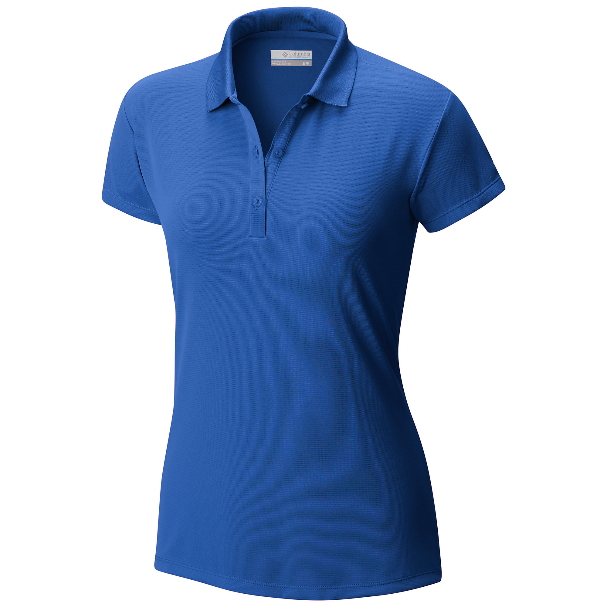 photo: Columbia Innisfree Short Sleeve Polo short sleeve performance top