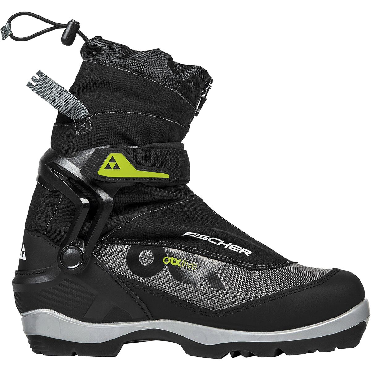 photo: Fischer Men's Off Track 3 BC nordic touring boot