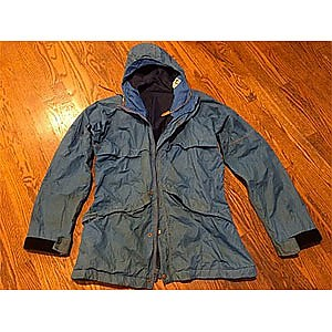 photo: Patagonia Foamback Mountain Jacket waterproof jacket