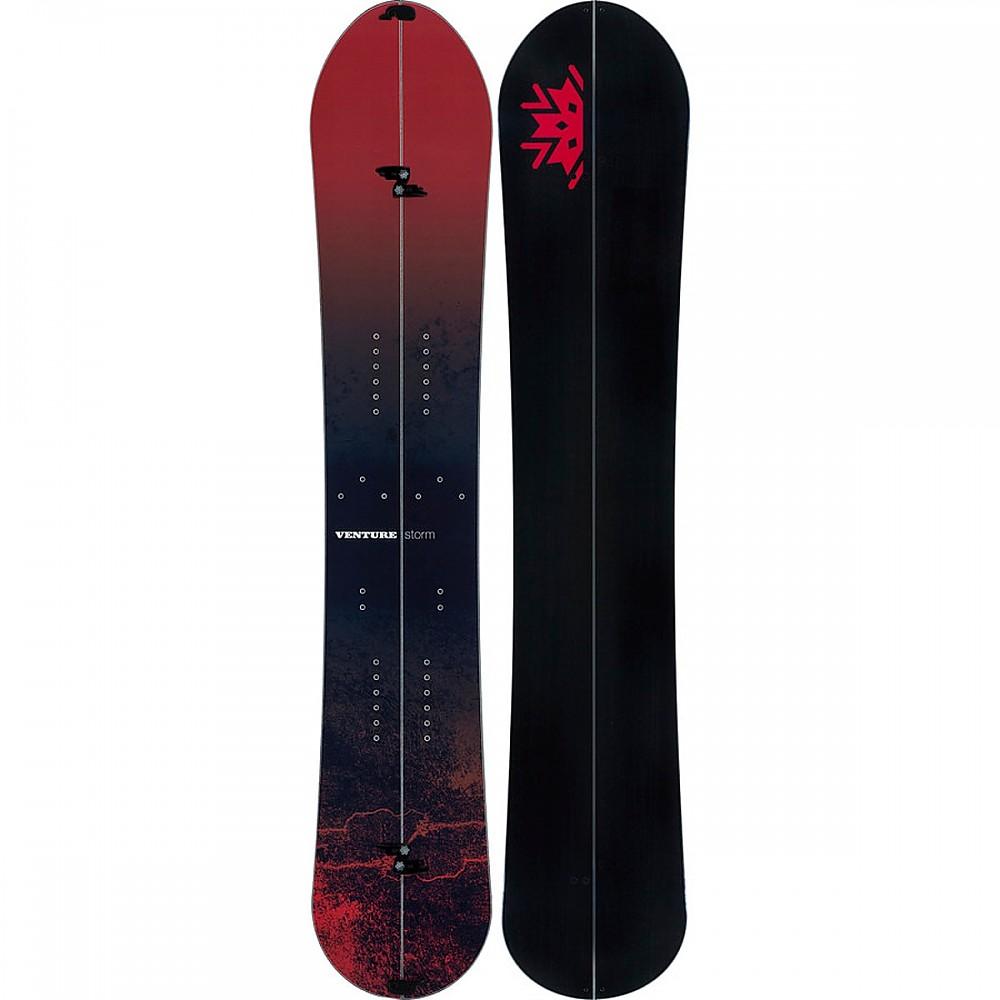photo: Venture Snowboards Storm Split splitboard