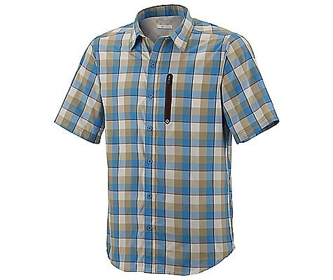 Columbia Rappel Kick Plaid Shirt