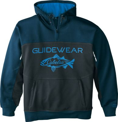 photo: Cabela's Guidewear Xtreme Hoodie fleece top