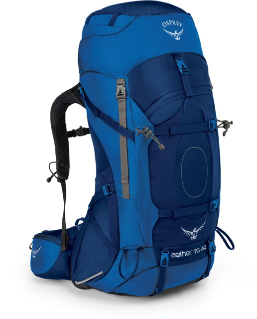 photo: Osprey Aether 70 expedition pack (70l+)