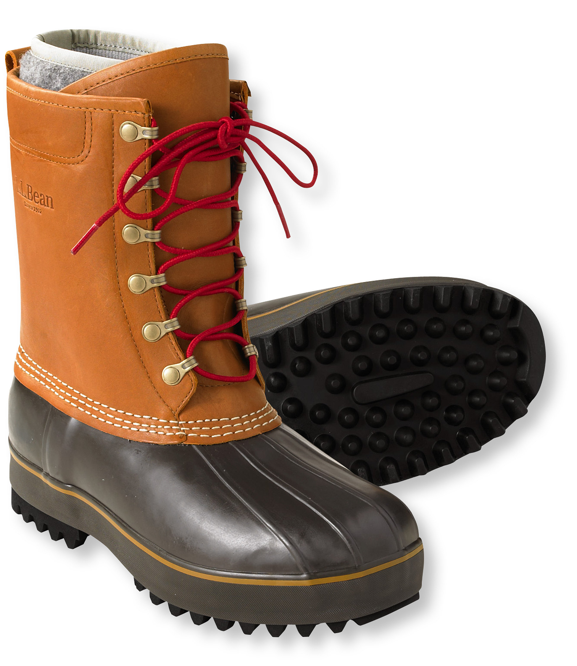L.L.Bean Maine Pac Boot