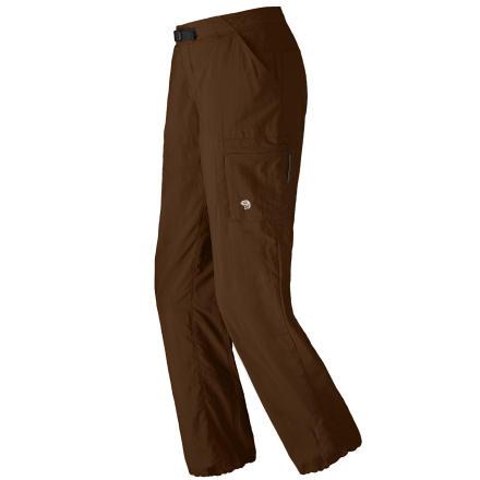 photo: Mountain Hardwear Women's Mesa Pant hiking pant