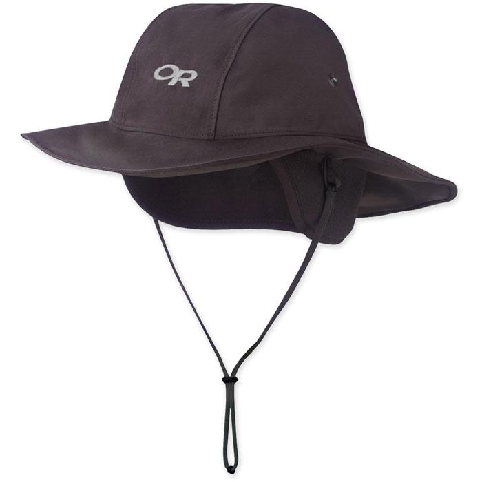 photo: Outdoor Research Snoqualmie Sombrero rain hat