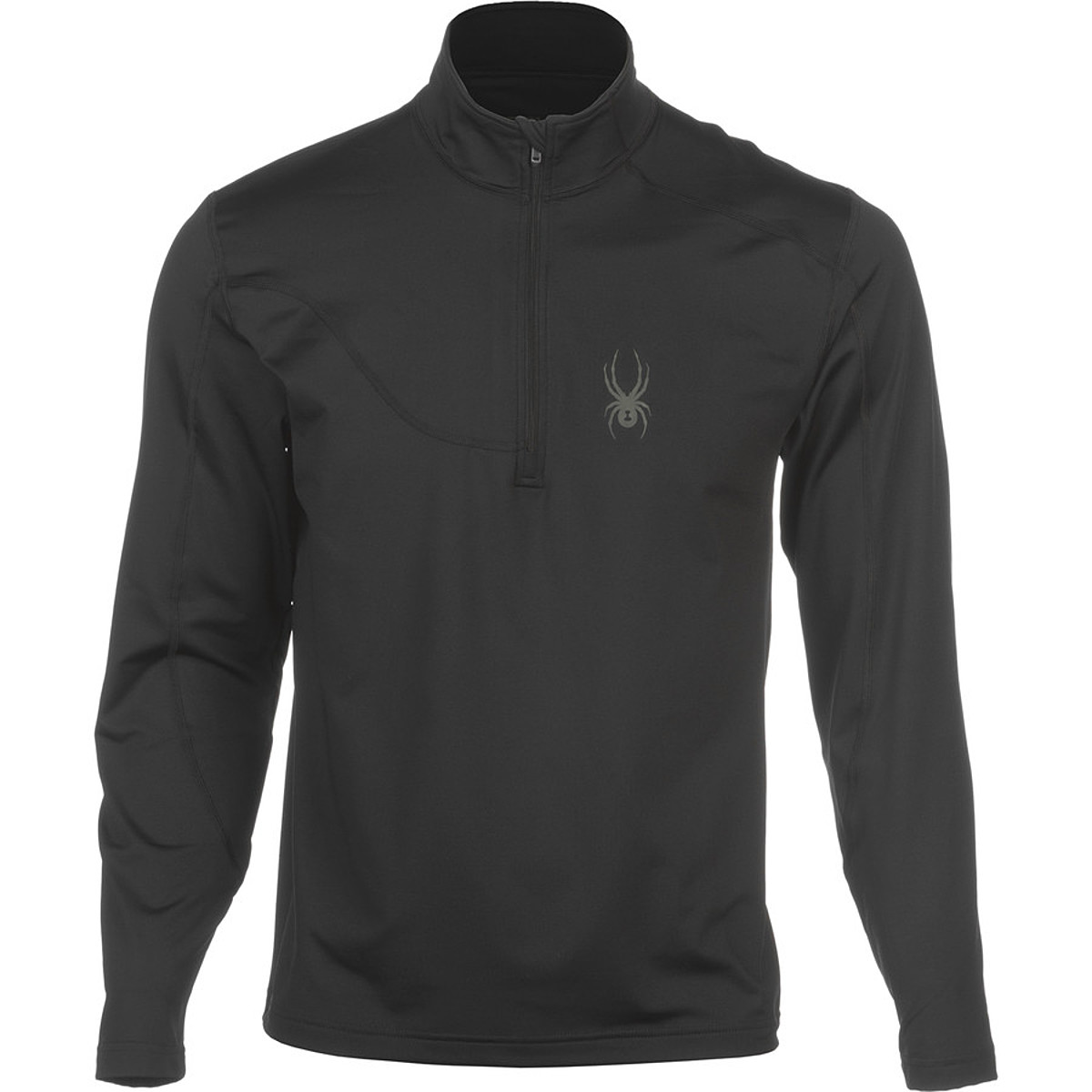 photo: Spyder Charger Therma Stretch T-Neck base layer top
