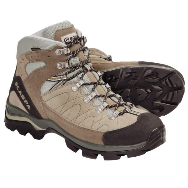 scarpa kailash trek gtx bottines