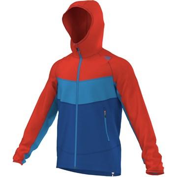 Adidas EDO Kapuzenturm Fleece Hoodie