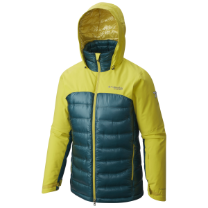 Columbia Heatzone 1000 TurboDown Hooded Jacket