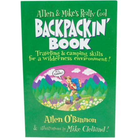 photo: Falcon Guides Allen & Mike's Really Cool Backpackin' Book camping/hiking/backpacking book