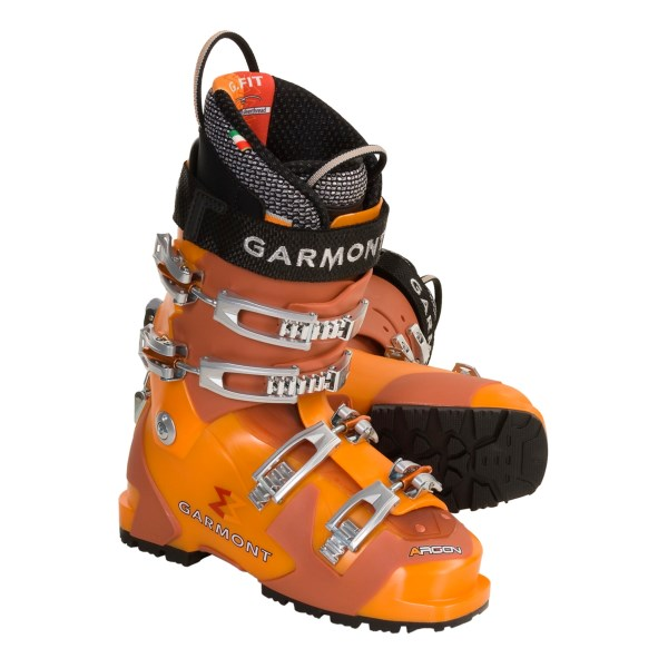 photo: Garmont Women's Argon alpine touring boot