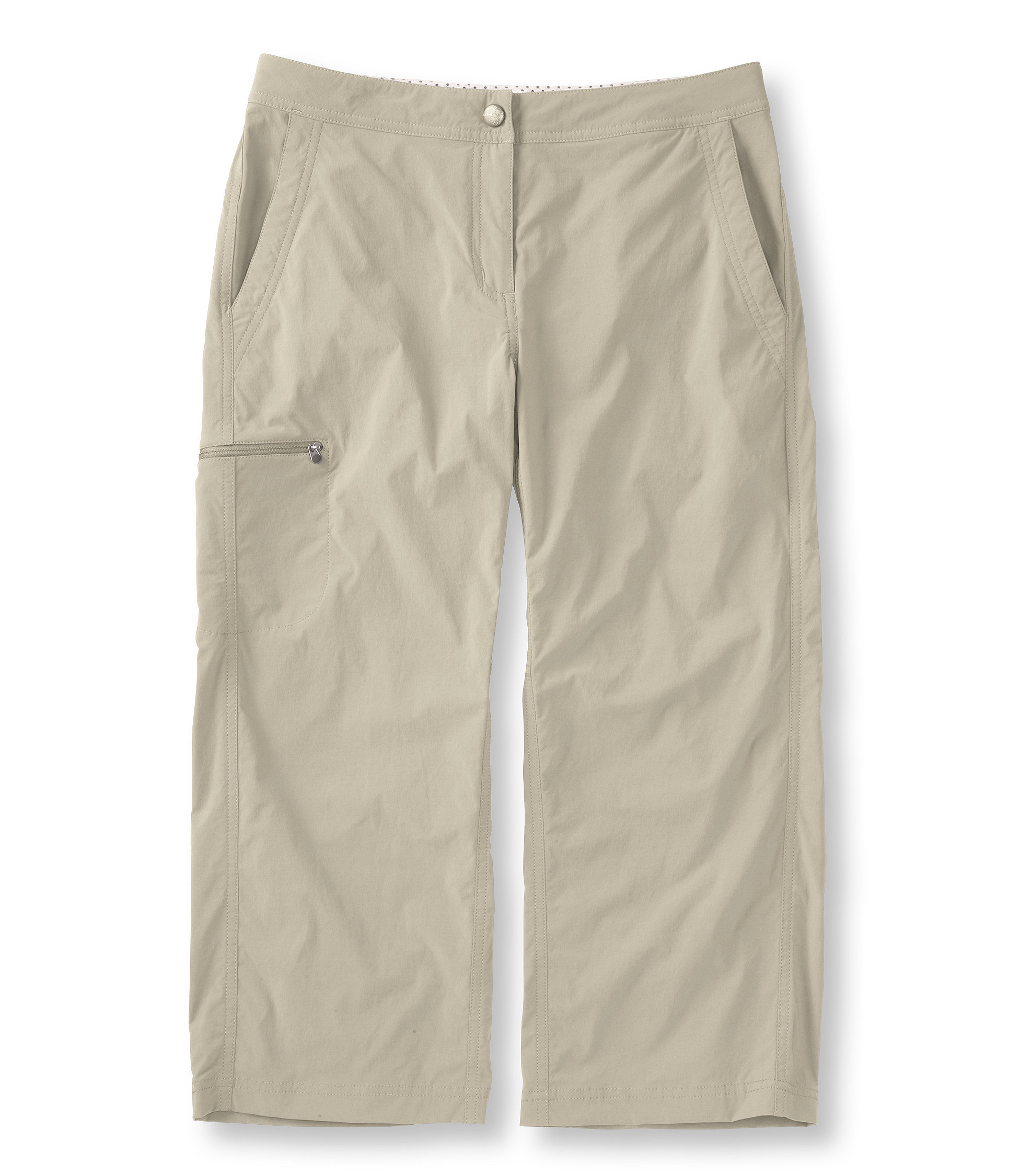 L.L.Bean Comfort Trail Pants, Cropped